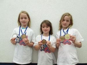 Schulschwimmen 2013